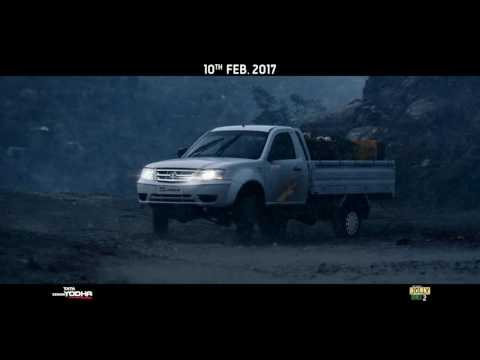 Tata Motors Xenon Yodha & Jolly LL B 2 - First Look