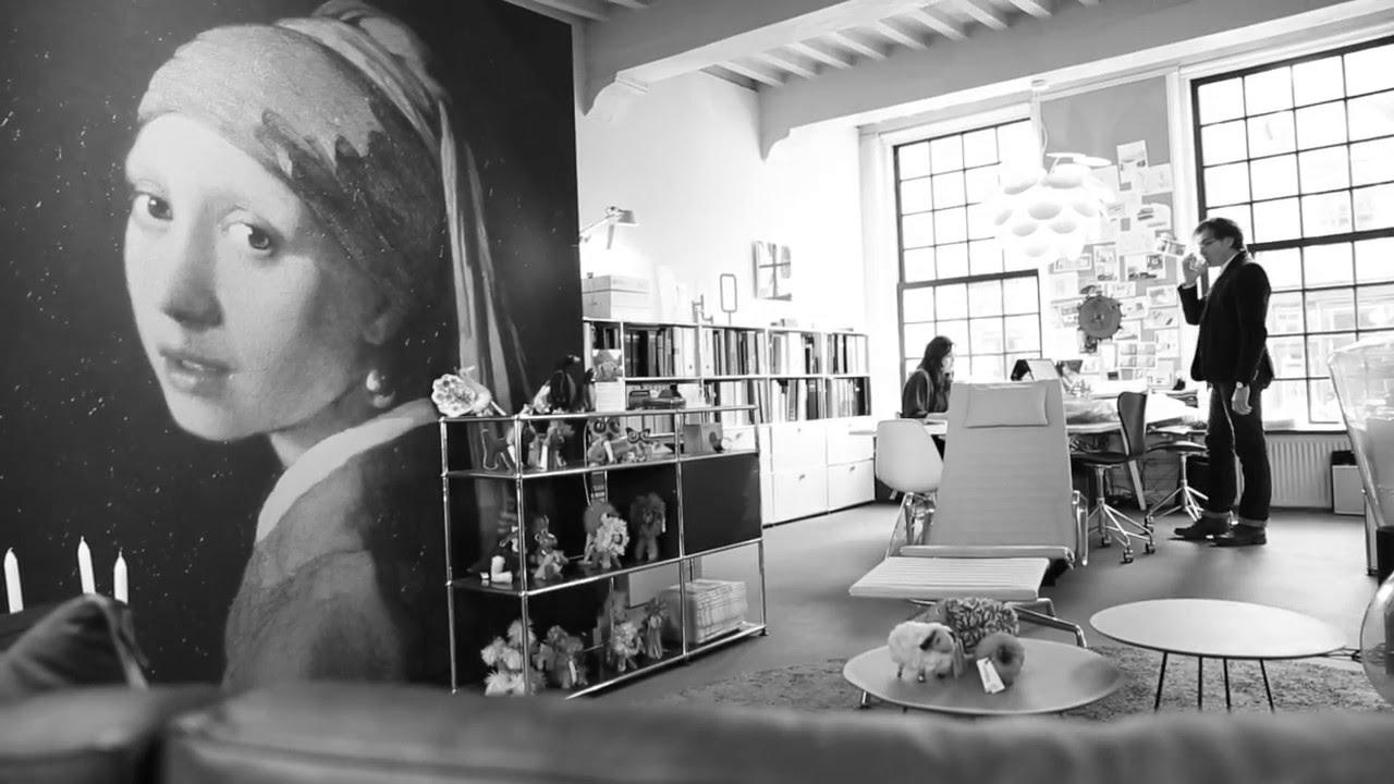 Hartje Delft — Van Waay en Soetekouw Interieur - YouTube