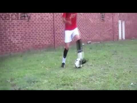 تعلم مهارات كرستيانو في كرة القدم