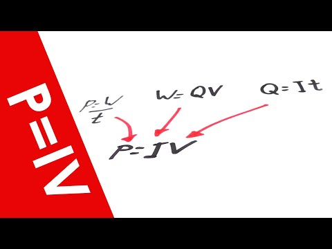A Level Physics - Electrical Power