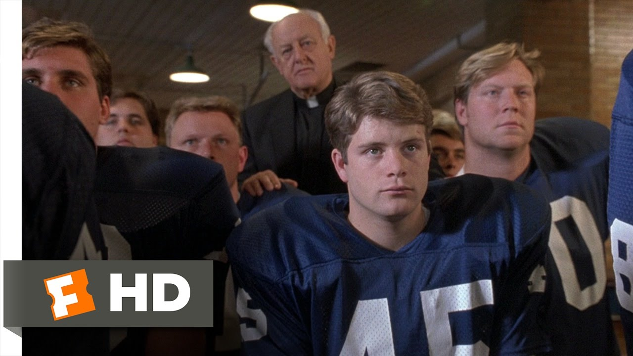 Rudy (6/8) Movie CLIP - Last Game of the Season (1993) HD ...