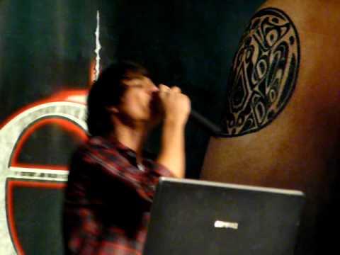 LA Twilight Convention - Kiowa Gordon Karaoke