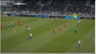 Кибер футбол  Лига Европы  Динамо   Байер 04