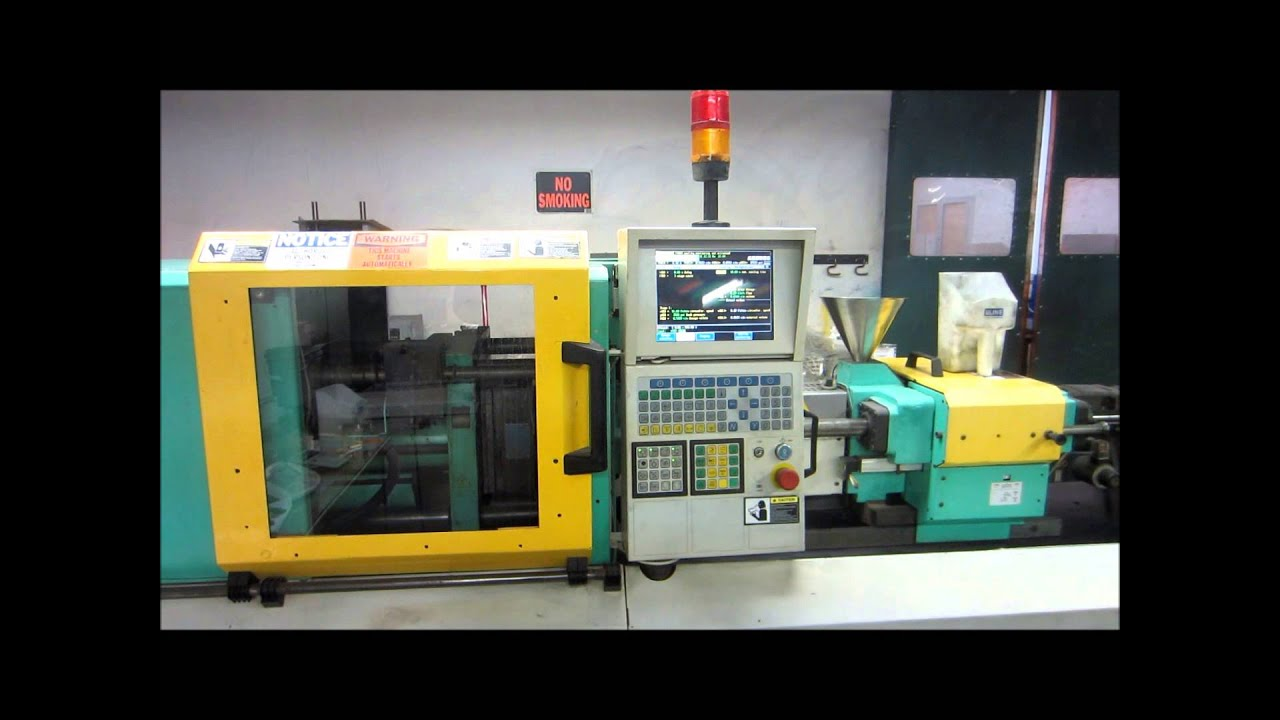 Used Arburg Injection Molding Machine For Sale Youtube