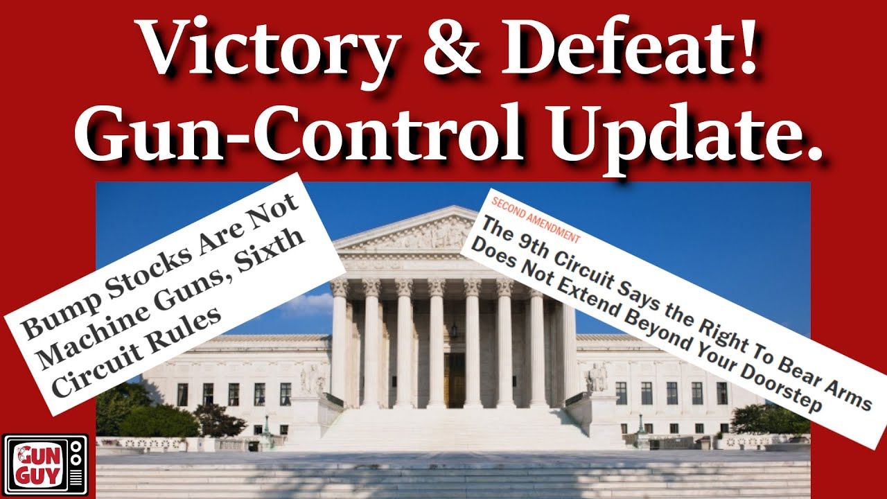 Victory & Defeat! Gun-Control Update with Sam Paredes of GOC