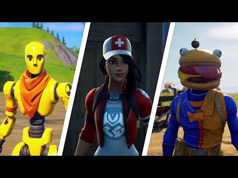 Talk with Beef Boss, Remedy and Dummy All Locations - Fortnite