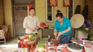 泰神奇 泰式料理 涼拌青木瓜絲 芮埕有限公司製作