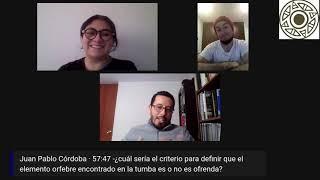 Preguntas y Respuestas con Sebastián Rivas. Conferencia Bioarqueología de Nueva Esperanza.
