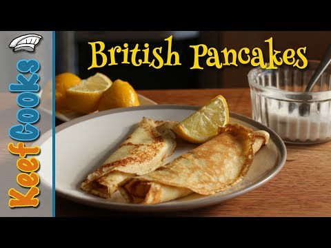 British Pancakes | Pancake Day | Shrove Tuesday