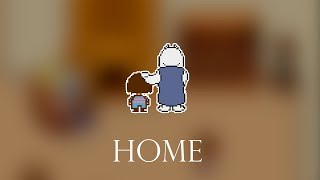 Home - Instrumental Mix Cover (Undertale)