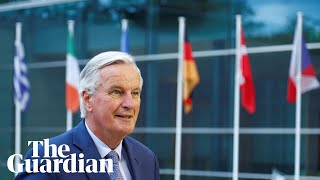 Michel Barnier says Brexit deal will be difficult but is 'still possible this week'