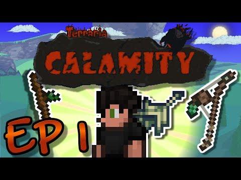 Terrarian Calamity    Ep 1: The Legend Returns