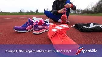 Sporthilfe Nachwuchs-Preis: Géraldine Ruckstuhl (Leichtathletik)