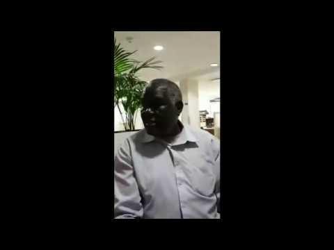 3/3 Luke Tamborinyoka is Lying - Brother Collins Tsvangirai is Family Spokesperson