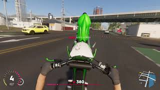 3,543yd Wheelie!!! (The Crew 2 Beta)