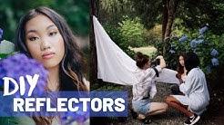 3 Easy DIY Reflectors for Portrait Photography