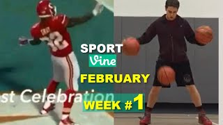 Best Sports Vines 2016 - FEBRUARY Week 1