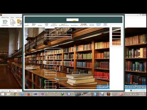 Library Management System(By Original Developer)