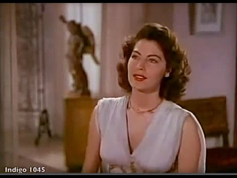 Ava Gardner, James Mason, Nigel Patrick  Etude in A Flat Major, Chopin