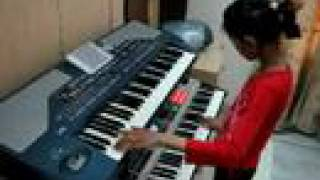 yeh Ishq Hai -Jab We Met Instrumental Korg Pa800 & Fantom X