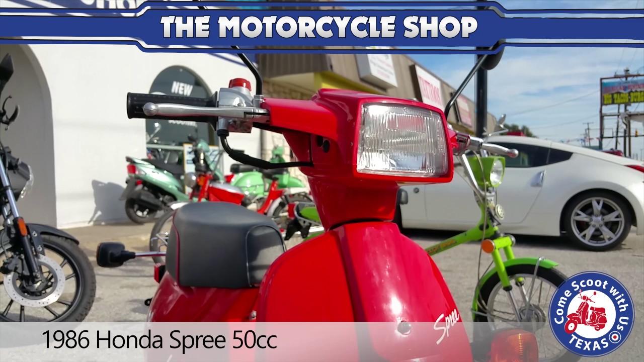 1986 Honda Spree Engine Diagram Wire Data Schema Fury Wiring 50cc Red Retro Moped Youtube Rh Com 1987
