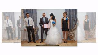 Валерий и Юлия свадьба