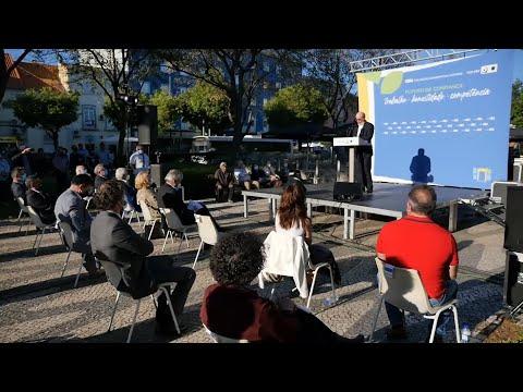 André Martins: Apresentação da candidatura da CDU a Setúbal