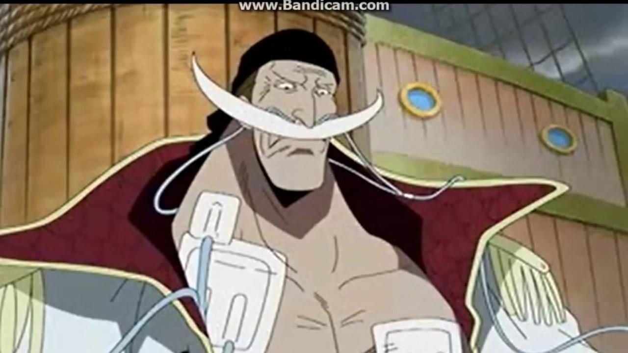 海賊王 紅髮vs白鬍子