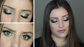 morphe 12z palette eye makeup tutorial   tnbeauty94