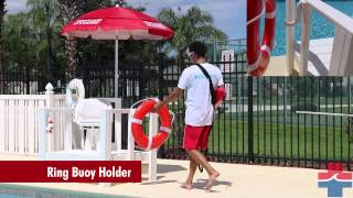 Everondack® Platform Lifeguard Chair - Lg 740