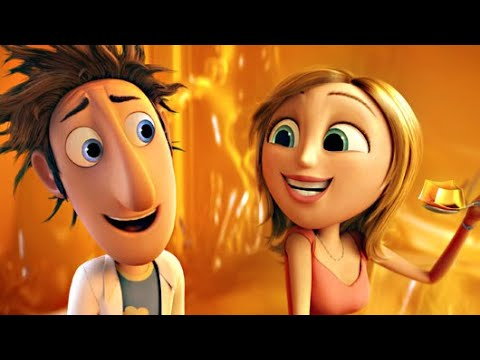 Cloudy With A Chance Of Meatballs All Cutscenes | Full Game Movie (PS3, X360, Wii)