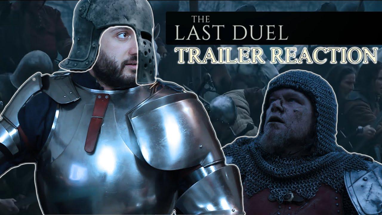 The Last Duel: HALF HELMET? What On Earth!?