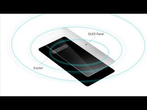 LG G8 ThinQ will use its OLED display as a speaker Mp3