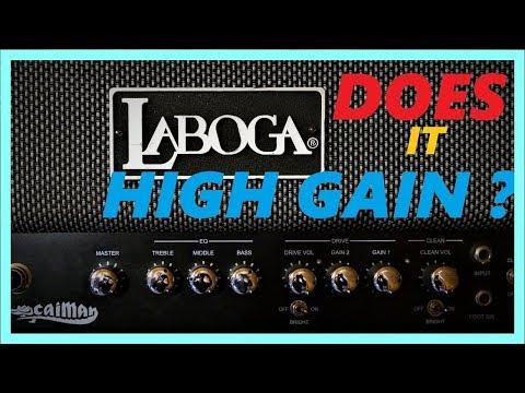 Does it High Gain? Laboga Caiman 50w head
