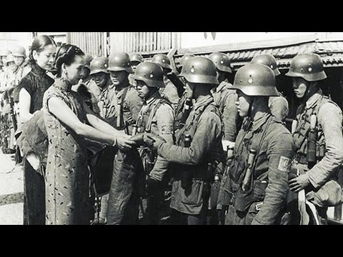 history documentary 1937 sino-japanese battle of Shanghai real camera from Journalist 西方記者鏡頭下的淞滬會戰