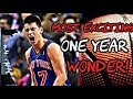 The NBA's Most EXCITING One Year Wonder