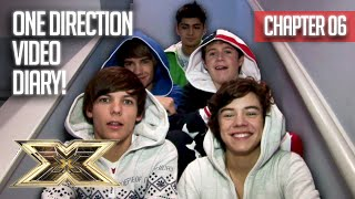 One Direction: The X Factor Diary | Chapter Six | The X Factor UK