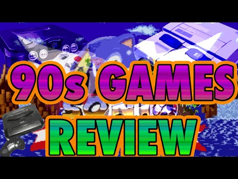 90s Games: REVIEW