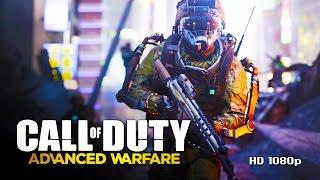 call of duty advanced warfare best assault class setup multiplayer gameplay cod aw gameplay