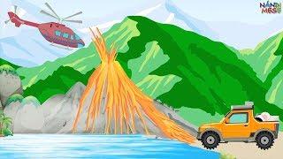 A vulkánkitörés