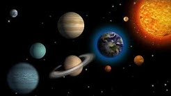 SOLAR SOUND SYSTEM + Pluto.  HD