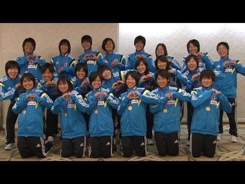 U-17日本女子代表 全選手コメント