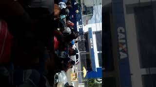 Assalto a carro forte na caixa econômica federal do bairro de Periperi em Salvador