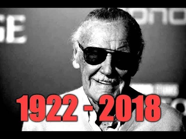 MARVEL COMICS STAN LEE DEAD!!!