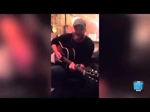Bobby Bones Show on Periscope - Eric Paslay
