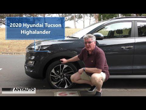 Hyundai 2020 Tucson Highlander AnyAuto Review