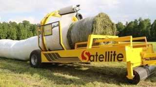 Owijarka szeregowa Satellite (Inline bale wrapper - Satellite)