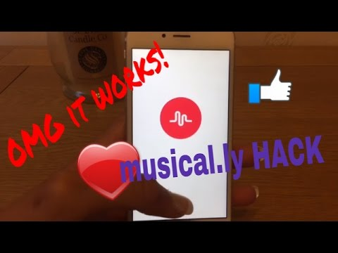 Musically hack for the new update!! 2016 (100% works)