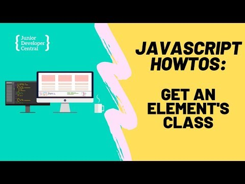 3 Ways To Get An Element's Class With JavaScript thumbnail
