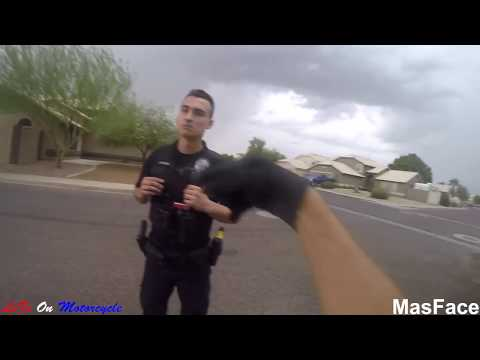 POLICE vs. BIKERS 2018 Police Chase, Getaway & Pullovers! 2018 [Ep #62]